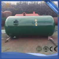 Cheap Welded Carbon / Stainless Steel Potable Water Storage Tanks Industrial Insulated for sale