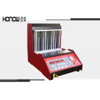 Best Auto Fuel Injector Cleaner Tester Machine With LED Display 6 Cylinder 110V / 220V wholesale