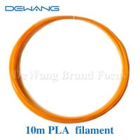 Best Orange Recycled Material PLA 3D Printer Filament 1.75mm or custom wholesale