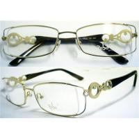 Best Pretty stainless steel optical frame wholesale