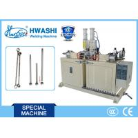 Best Horizontal Auto Parts Welder / Stabilizer Link Spot Welding Machine , Double Head Projection Welder wholesale