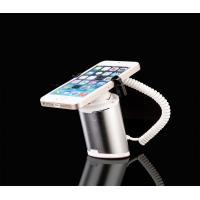 Best COMER anti-theft alarm mobile phone security tabletop display stand with charging cord wholesale