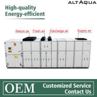 China Energy efficient 100 litre/hr swimming pool dehumidifier for HVAC on sale