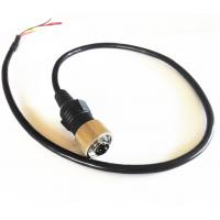 Best Commercial Vehicle Backup Camera Extension Cable , 6 PIN MiniDin Extension Cables wholesale