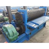 Best Skidproof Metal Tile Roll Forming Machine 100 Pieces / Min Working Speed wholesale