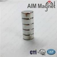 Best 3mm x 3mm N35 Rare Earth Neodymium Super Strong Magnets wholesale