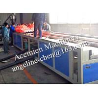 Best plastic PVC hollow roof tile/roofing sheet roofing panel extrusion machine equipment wholesale