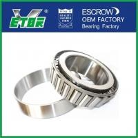 China Low Noise Tapered Roller Thrust Bearings High Speed For Machinery / Automobile on sale