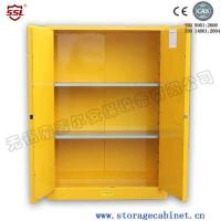 Best Industrial Safety Flammable Storage Cabinet Equipment , Fire Resistant Cupboards wholesale