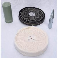 """Best Where to Buy Buffing Wheels cloth polishing wheel 8"""" (1/2"""" thick) wholesale"""