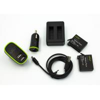 Best Wall charger , Car Charger , Dual Charger and Battery Set for GoPro Hero wholesale