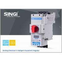 Best SWCPS Series Fire Isolation Air Circuit Breakers  , Control Protective Switch CPS wholesale