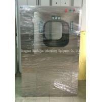 Buy cheap Electronic Interlocking Clean Room Equipment Air Shower Electrostatic Spray Surface from wholesalers