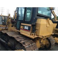 Best Used Caterpillar D6G Crawler Second Hand Bulldozers Bought From CAT Company wholesale