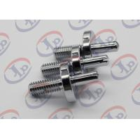 Best CNC Milling Metal Lathe Services Nickel Plated Iron Bolts with slotted wholesale