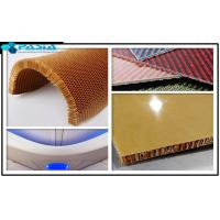 Best Plain Weave Pattern Kevlar Honeycomb Sheets For Airplane Partition Wall wholesale