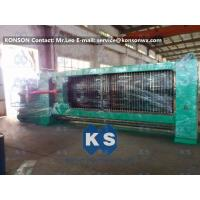 Best Double Twist Gabion Mesh Machine With Overload Protect Clutch And Hydraulic System wholesale