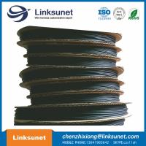 Best Black Polyolefin Heat Shrink Cable Sleeve 6mm - 180mm Length -30℃ - 80℃ wholesale