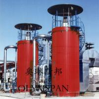 Best Automatic Gas Fired Vertical Thermal Oil Boiler High Efficiency ASME Standard wholesale