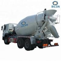 Cheap SINOTRUK HOWO 6x4 336hp Concrete Mixer Truck 10 CBM Euro 2 Emission Standard for sale