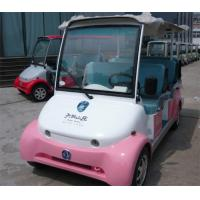 Quality Custom High End 4 Seat Electric Car Tourist Electric Sightseeing Car Battery Operated wholesale