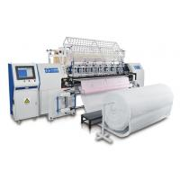 China Multi Needle Computerized Quilting System , Industrial Sewing Machine 80 Mm Thickness on sale