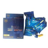 Quality Real Skill Male sexual stimulant 100% natural male sex enhancement pills wholesale
