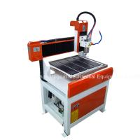 Cheap 400*400mm CNC Metal Router with NcStudio Control for sale