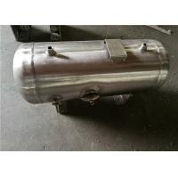 Cheap ASME Standard Compressed Air Storage Tank For Semitrailer High Temperature Resistance for sale