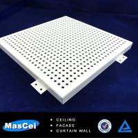 Best Perforated Corrugated Metal Panels and Decorative Ceiling Border Tile wholesale