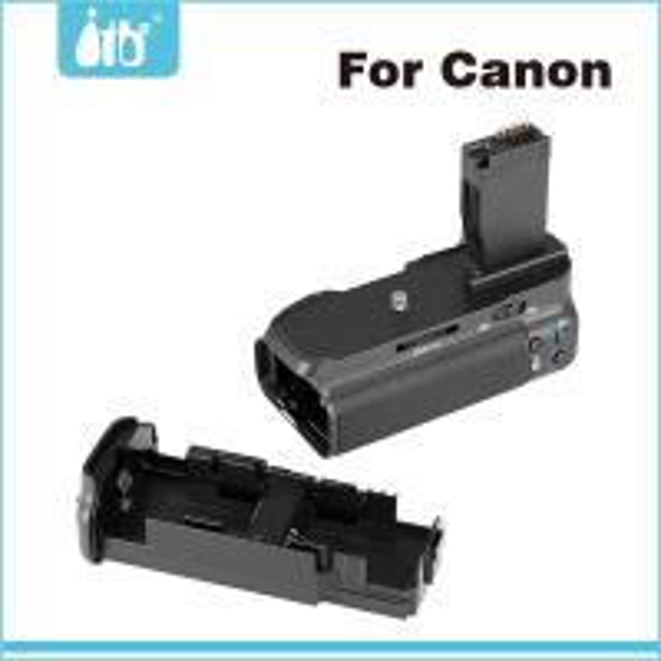Cheap SLR Camera Battery Grip Holder for Canon LP-E17 750D 760D T6i T6s X8i 8000D for sale