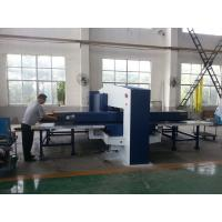 Electronic CNC Punching Machine , Metal Pipe Punching Machine