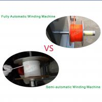 China Strong Tension Auto Winding Machine High Speed , Plastic Pipe Winder wind tunnel on sale