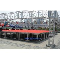 Details of stage stage truss stage light truss glass stage for Cheap trusses for sale
