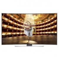 Buy cheap Samsung UN65HU9000 Curved 65-Inch 4K Ultra HD 120Hz 3D Smart LED TV from wholesalers