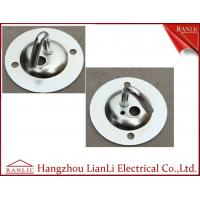 Best Custom 20mm 25mm Electrical Steel Hook Combination Electro Galvanized , BS4568 Standard wholesale