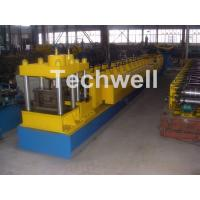 Best Casting Structure Rack Beam Roll Forming Machine / Box Beam Roll Forming Machine With 1.8-2.3mm Thickness wholesale