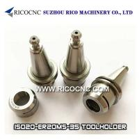 China ISO20 ER Tool Holders CNC Router Collet Chuck for ISO20 on sale
