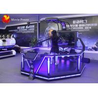 Buy cheap 360 Degree Blue Lights Immersive 9D Vr Htc Vive Standing Interactive Shooting Game from wholesalers