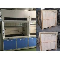 Best All Steel Structure Benchtop Fume Hood with Ducted CAV Exhaust System wholesale