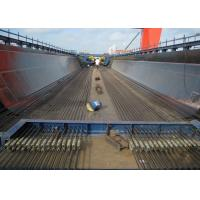China Concrete Metal Formwork For High Speed Railway Concrete Beam Project Construction on sale