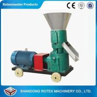Best ROTEXMASTER Small Pellet Mill for Animal Feed  , portable pellet mills for home use wholesale