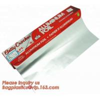 Best Aluminium foil roll used for food packaging alloy 8011 and 1235,food wrapping household aluminum foil roll paper bagease wholesale