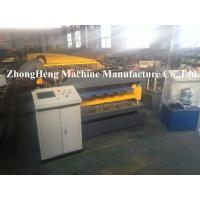 Best Sheet Roll Forming Making Machine,Cold Galvanizing Line with  4+3KW simens brand motor wholesale