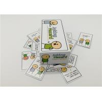 Best Easy Style Joking Hazard Card Game For Family Friends 10.2*20.3*7.1cm wholesale