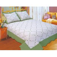 Best Plain Color Floral Bedding Sets Silky Soft Touch For Home And Hotel wholesale
