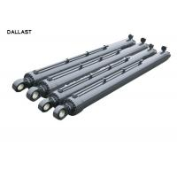 Best Heavy Duty Column Telescopic Double Acting Cylinder Durable Support For Mining wholesale