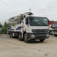 Best HOT sales High Quality Zoomlion  38m 47m 50m 52m Uesd Truck Mounted  Concrete Pump Truck   for Sale in China wholesale