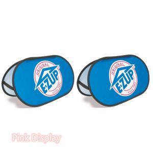 Best Black headband Portable Activity Pop Up Roller Banner wholesale