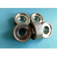 China Continuous Electroplated Diamond Grinding Wheels With Nickel Coating Hard Alloy 45 Steel on sale